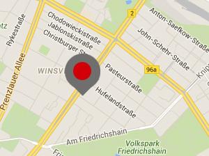 Borowsky - der ankleider Greifswalder Str. 17 Berlin