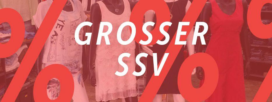 Sommer Schluss Verkauf bei Borowsky der Ankleider